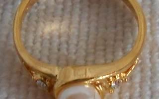 Helmi kristalli sormus numero 17