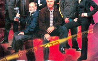 CSI (Las Vegas) - 3. Tuotantokausi (6 disc) DVD Boxi