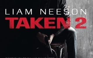 Taken 2 - Unrated Extended Cut  dvd 109618