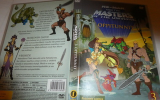 He-Man And The Masters of the Universe - Oppitunnit