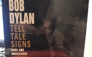 BOB DYLAN - Tell Tale Signs (Rare And Unreleased 1989-2006)