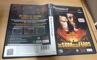 The Sum Of All Fears    ( ps2 ) 12116