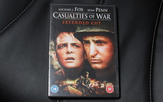 Casualties of War Sodan arvet DVD