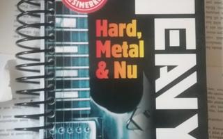 Hard, Metal & Nu Heavy kitara (sid.)