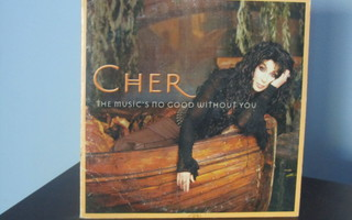 Cher – The Music's No Good Without You CD-Single
