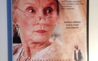 Palveluksessanne, Miss Daisy (1989) Oscar-voittaja (DVD)