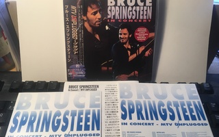 BRUCE SPRINGSTEEN: In Concert MTV Unplugged, CD