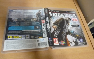 Watch Dogs    ( ps3 ) 12448