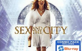 Sex and The City 2  -  (Blu-ray + DVD)