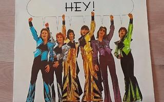 THE GLITTER BAND Hey! 2308 095 1975 Saksa