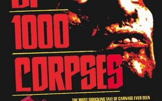 House Of 1000 Corpses  -  DVD
