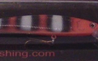 vaappu-uistin 10,5 cm ( uusi )
