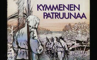 KYMMENEN PATRUUNAA (10)  Jorma Kurvinen SKP 1p UUSI