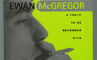 EWAN MCGREGOR: A Force to Be Reckoned With Laura Jackson
