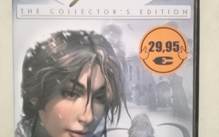 Syberia, The Collector's Edition, PC DVD Rom
