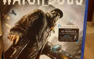 Ps4: Watchdogs