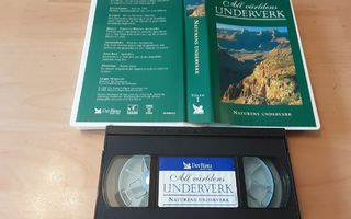 Great Wonders of the World: Wonders of Nature - SW VHS