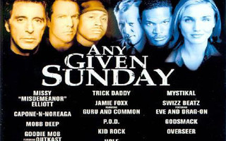 Various - Music From The Motion Picture Any Given Sunday CD