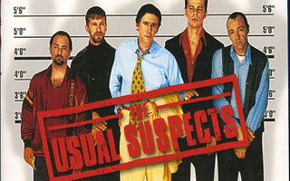 Usual Suspects  -  (Blu-ray)