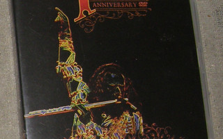Jethro Tull - A new day yesterday 1969-1994 - DVD