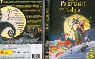 Painajainen Ennen Joulua(6534)k-FI-suomik.DVD1993