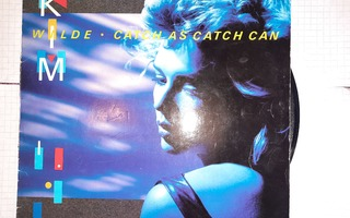 Kim Wilde - Catch As Catch Can (1983) LP levy