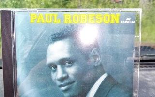 CD PAUL ROBESON:  GREEN PASTURES