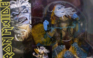 IRON MAIDEN live after death figure   - HEAD HUNTER STORE.