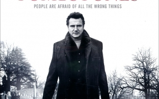 A Walk Among The Tombstones  -   (Blu-ray)