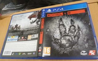 Evolve   [ PS4 ] 10299