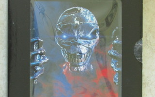 Iron Maiden - Visions of the Beast, 2 x DVD.