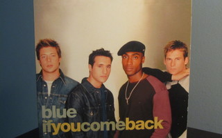 Blue – If You Come Back CD-Single