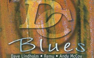 DC Blues - DC Blues (CD) EX!! Andy McCoy Remu Pelle Miljoona