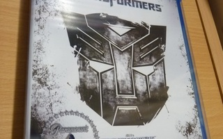Transformers Collection  ( 3 x Blu-ray )