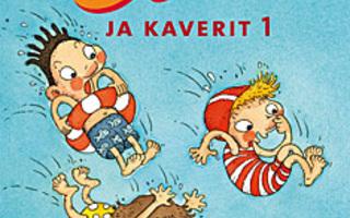 ELLA ja KAVERIT 1 (Kokoelma): Timo Parvela 1p sid UUSI-