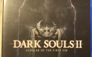 Dark Souls 2 -Scholar Of The First Sin- PS4