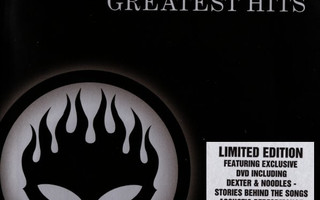 THE OFFSPRING: Greatest Hits CD+DVD limited edition
