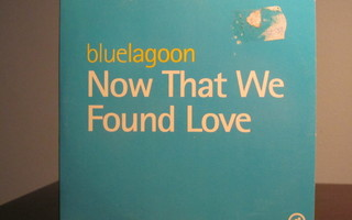 Bluelagoon – Now That We Found Love CD-Single