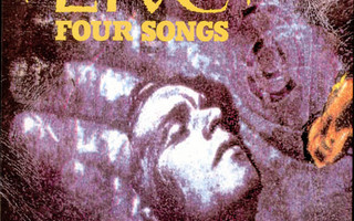 LIVE: Four Songs CD Maxi
