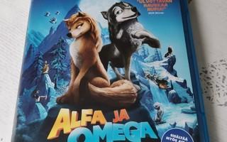 Alfa Ja Omega - BD (2783)