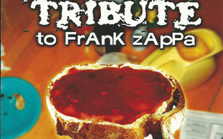 The Jam Band Tribute To Frank Zappa - CD
