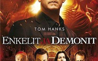 enkelit ja demonit(27635)k-FI-suomik.DVDtom hanks20