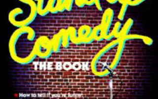 STAND UP COMEDY: The Book : Judy Carter, Paperback