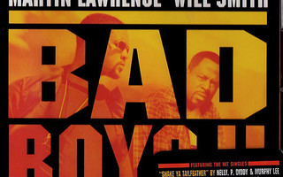 VARIOUS: Bad Boys II - The Soundtrack CD