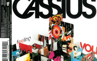 Cassius – Feeling For You CD-Single