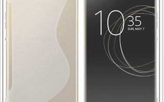Sony Xperia XA1 - Läpinäkyvä geeli-suojakuori #23353
