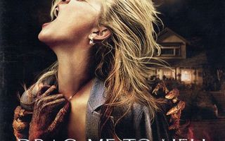 Drag Me To Hell :  Unrated Director's Cut  -   (Blu-ray)