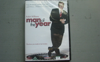 MAN OF THE YEAR ( Robin Williams )
