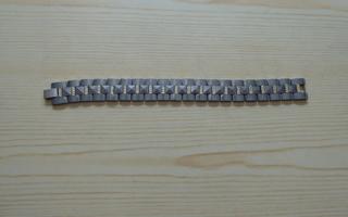 Tungsten rannekoru 14k kulta koristeilla paino noin 110 g