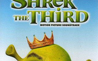VARIOUS: Shrek The Third: Motion Picture Soundtrack CD